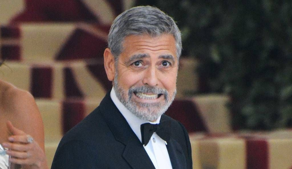 George Clooney 'will be fine' after scooter accident