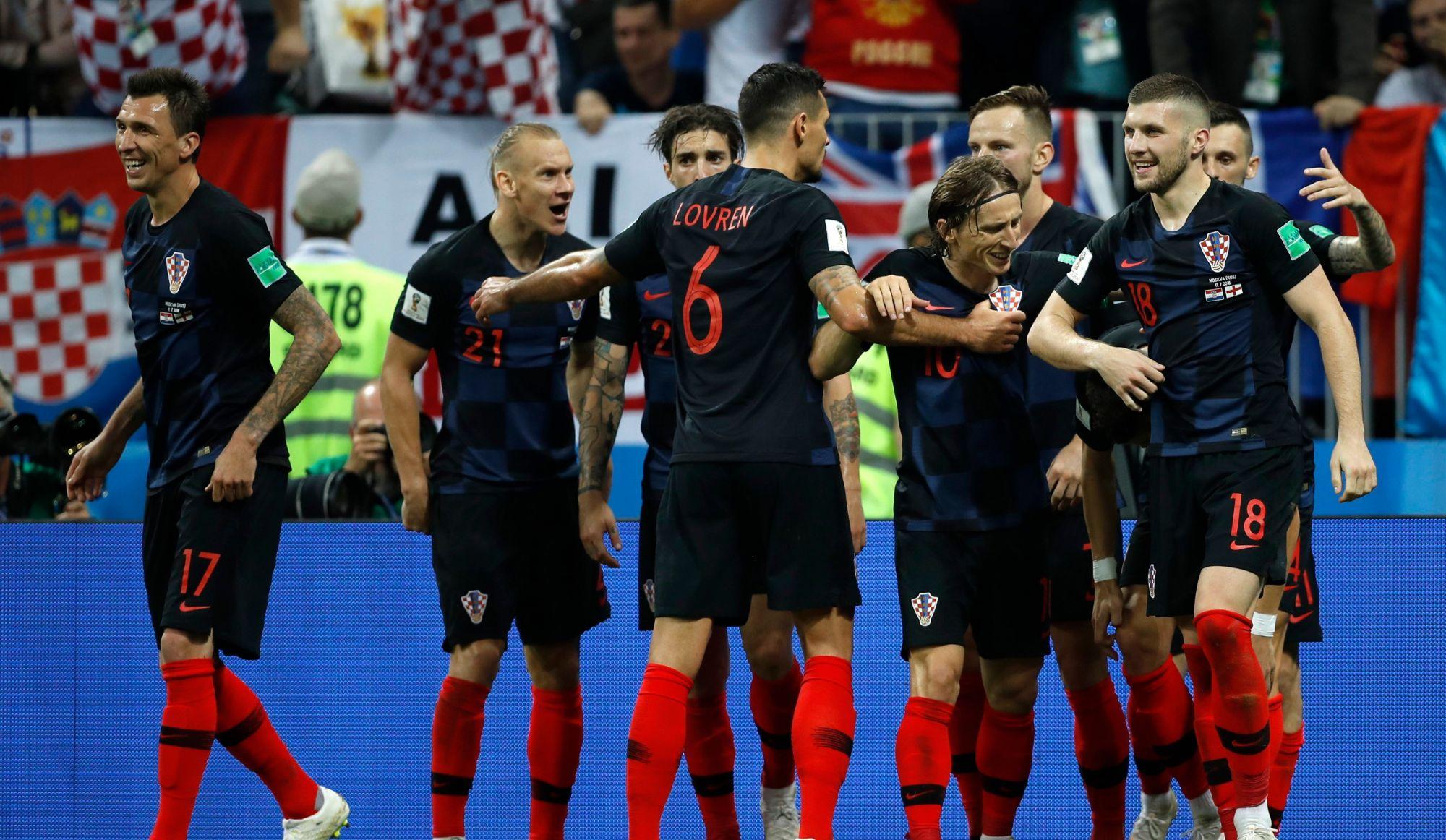 Ce sera une finale Croatie-France! (vidéo)