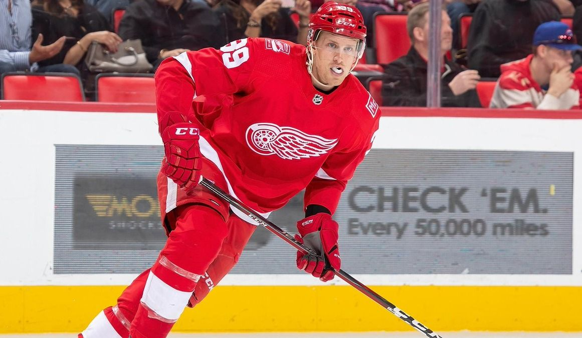 Prolongation de contrat pour Anthony Mantha