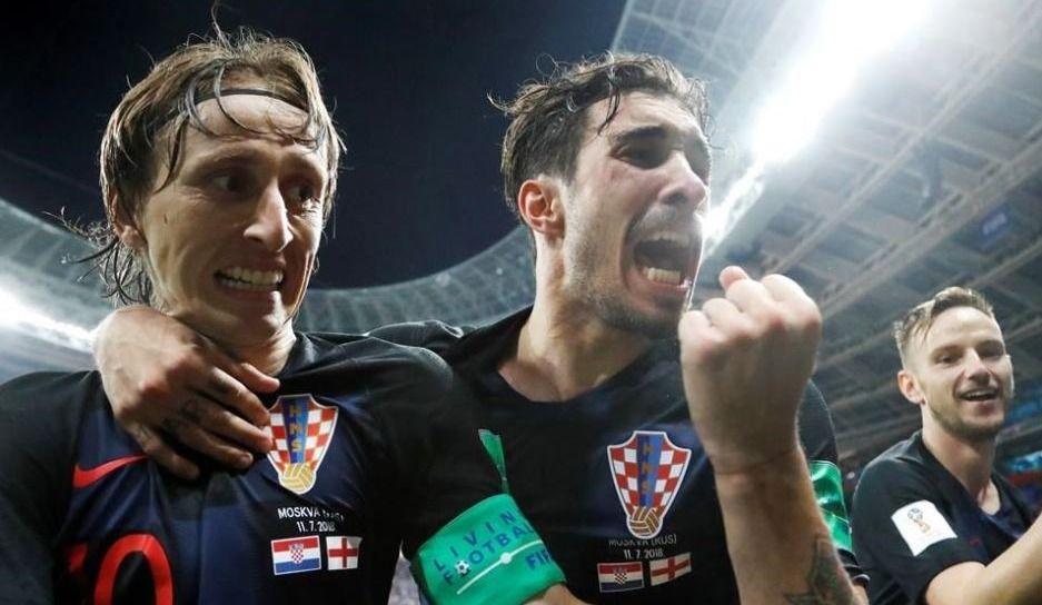Un autre retour spectaculaire pour les Croates