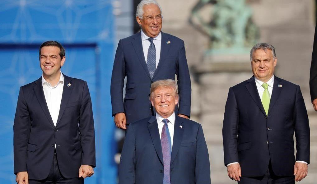 OTAN: «Je suis un génie très stable» - Donald Trump