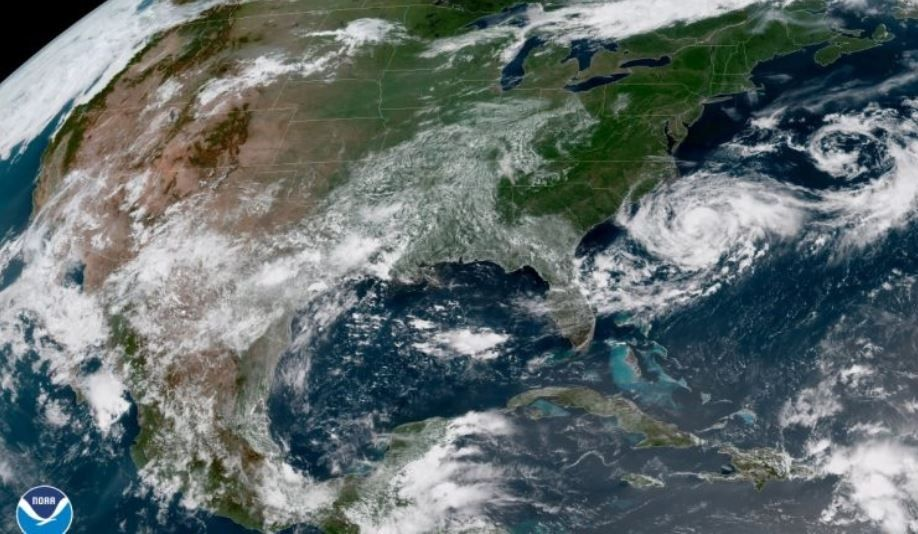 L'ouragan Chris se dirige vers Terre-Neuve