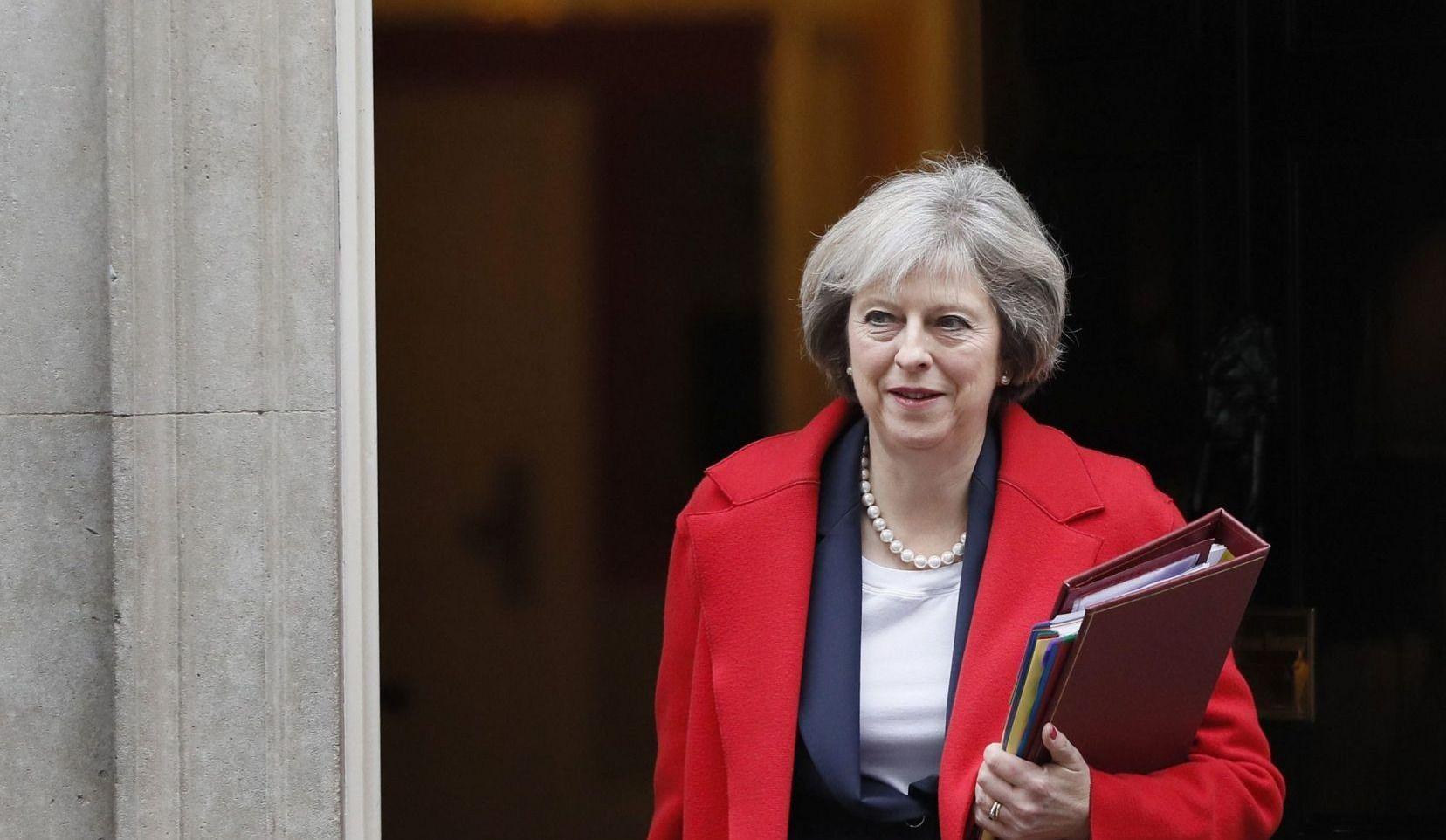 Le gouvernement britannique dévoile un plan «pragmatique» pour le Brexit