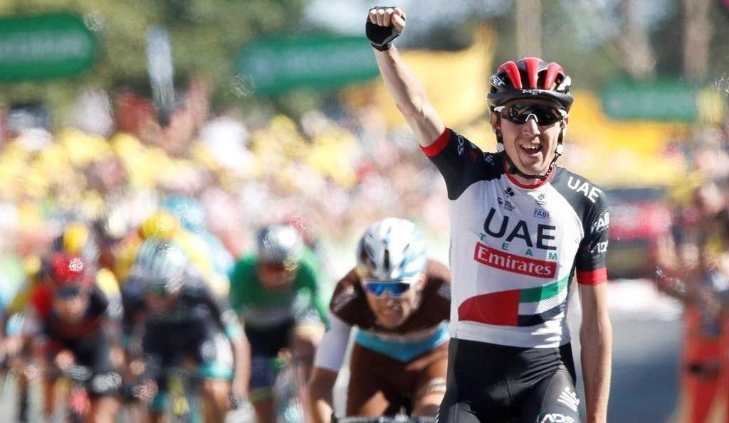 Martin remporte la 6e étape du Tour de France