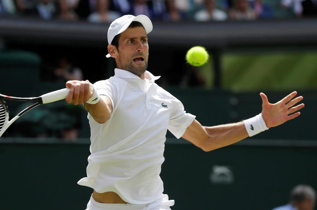 Djokovic-Nadal à Wimbledon: un match interrompu par le couvre-feu
