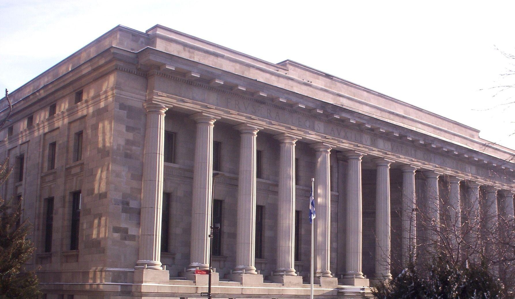 La Cour d'appel ne recommande pas la destitution du juge Peter Bradley