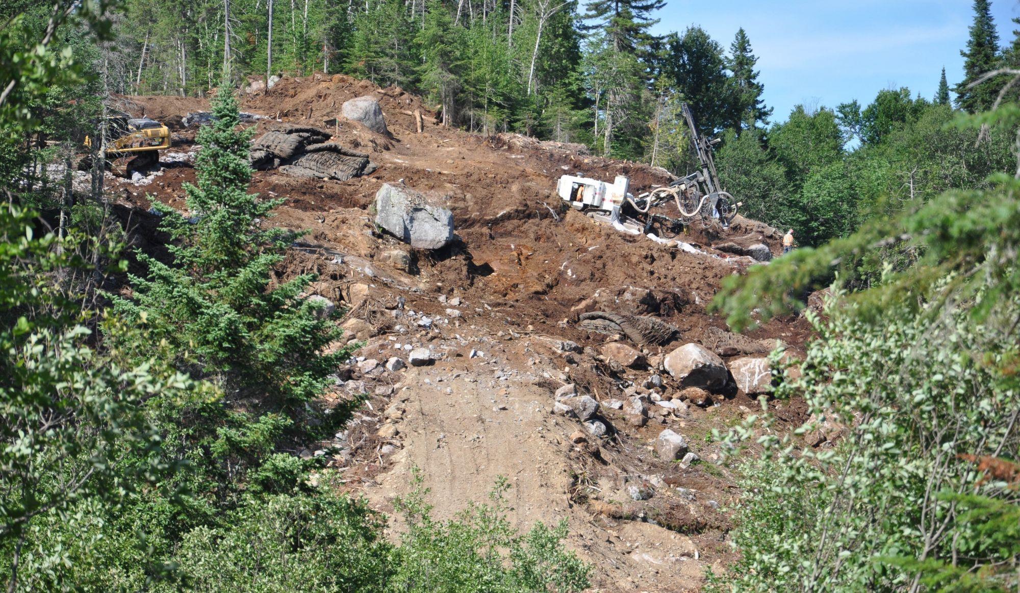 Déversements: Hydro-Québec a éténégligenteselon Saint-Adolphe
