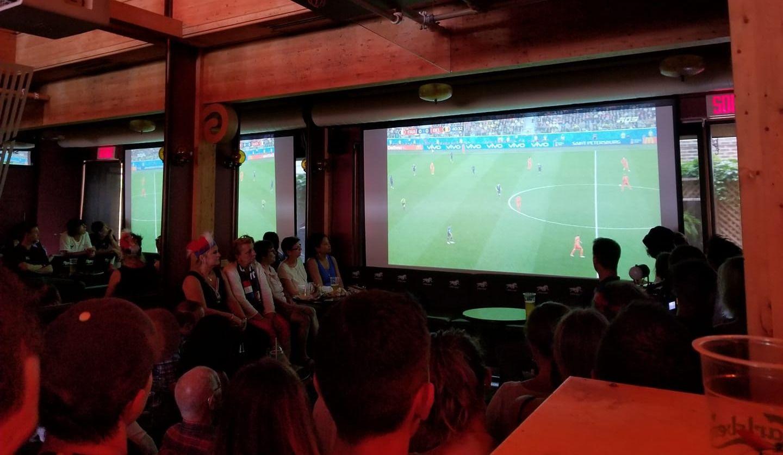 Coupe du monde: les meilleurs endroits pour écouter la finale