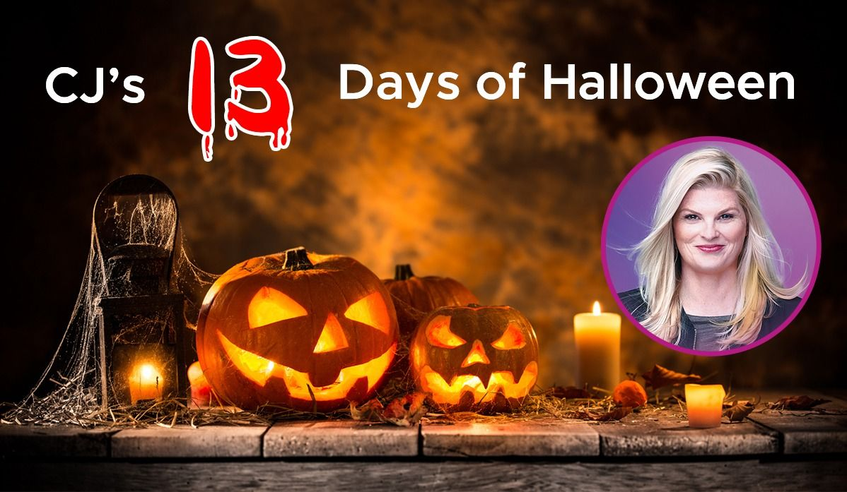 cj's 13 days of halloween - the beat 92.5