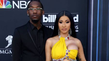 Cardi B gets tattoo tribute to husband Offset - The Beat 92 5