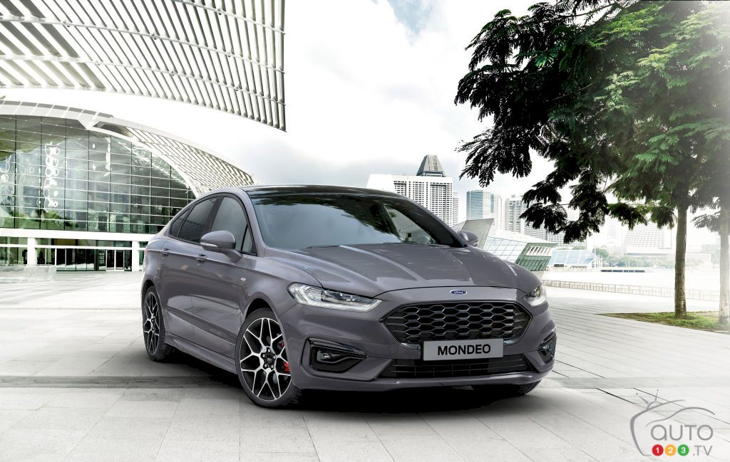 Ford ceases production of sedans in Europe