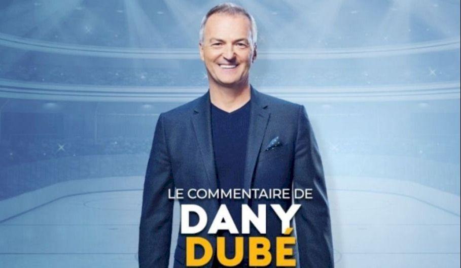 «Je ne peux pas dire qu'il y a un joueur qui m'a déçu si ce n'est de Chris Wideman» -Dany Dubé